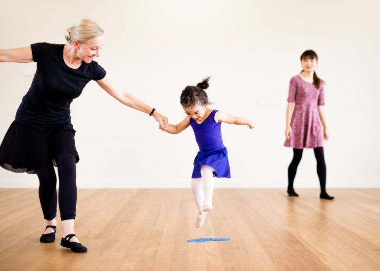 Mommy and Me Dance Class
