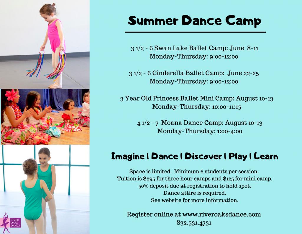 Summer Ballet Camp